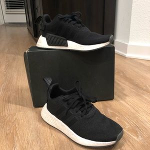 adidas Shoes - Adidas NMD R2 Running CQ2402 Black 5US Size 37